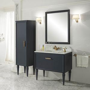 bagno classico / in legno / in marmo / laccato
