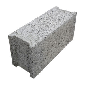 blocco di calcestruzzo pieno