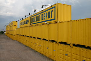 container industriale