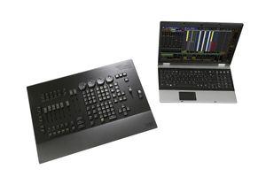 mixer luci DMX per PC