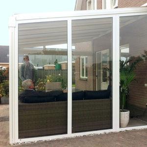 veranda in vetro