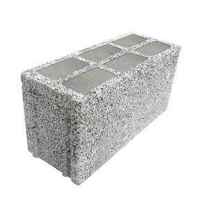 blocco di calcestruzzo forato