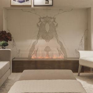 pannello decorativo di rivestimento / in pietra naturale / in marmo / da parete
