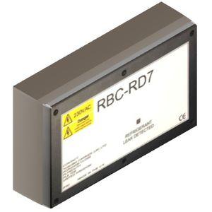 tastiera di controllo per sistema domotico / per sistema di ventilazione / a muro / professionale