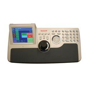tastiera di controllo per rete di telesorveglianza / con touch screen / contract