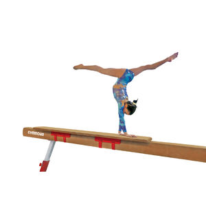 trave d'equilibrio da ginnastica