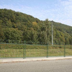 recinzione a sbarre
