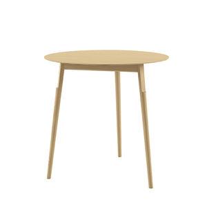 tavolo moderno / in quercia / in legno massiccio / in legno laccato