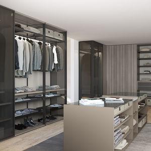 cabina armadio da parete