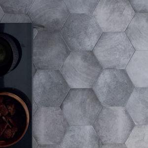 piastrelle esagonali da interno