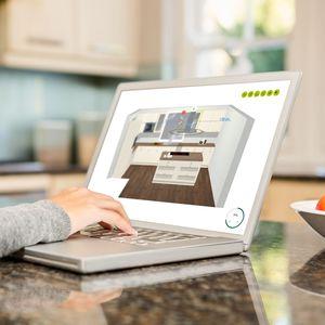 software di progettazione / di progettazione di interni / per cucina / per stanza da bagno