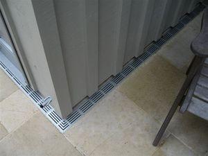 canaletta in PVC