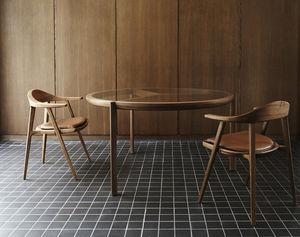 sedia da pranzo design scandinavo
