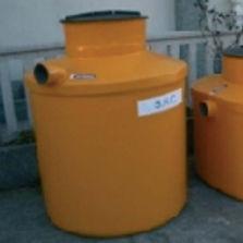 separatore di idrocarburi GRP