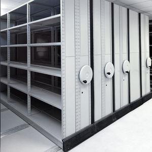 scaffalatura mobile per ufficio
