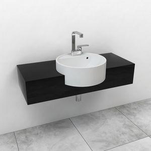 piano lavabo in Pietraluce®