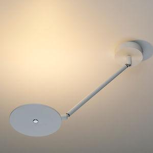 plafoniera moderna / in metallo / in vetro acrilico / LED