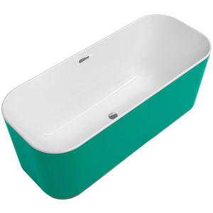 vasca da bagno ad isola