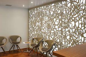 pannello acustico per muro / per parete / per interni / in MDF