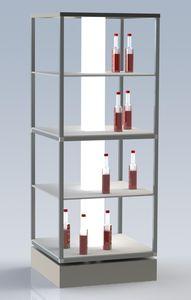 portabottiglie in Plexiglas®