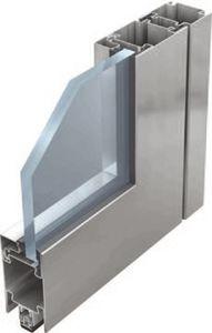 profilato per finestra in acciaio