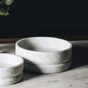 centrotavola in marmo
