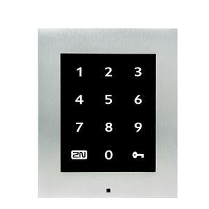 tastiera a codice per controllo accessi / a muro / con touch screen / autonoma