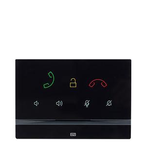 citofono audio da interno / viva voce con schermo / IP / per controllo accessi