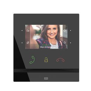 videocitofono viva voce con schermo / IP / per controllo accessi / a colori