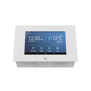 videocitofono viva voce con schermo / IP / per controllo accessi / Wi-Fi