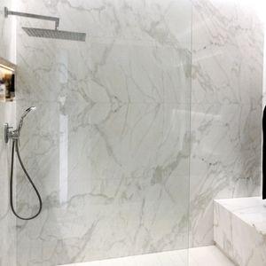 lastra in pietra in marmo / levigata / per pavimento / a muro