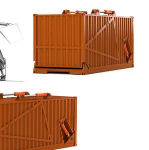 costruzione di container commerciale / per ristorante