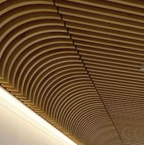 controsoffitto in legno massiccio