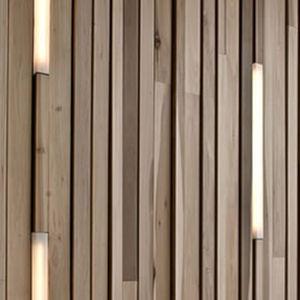 paramento in legno