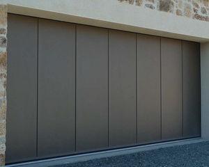 porte in acciaio galvanizzato per garage