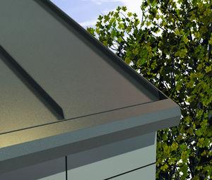 lamiera metallica ondulata / ad arco / grecata / in acciaio