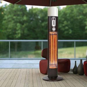 riscaldamento a infrarossi per esterni a pavimento