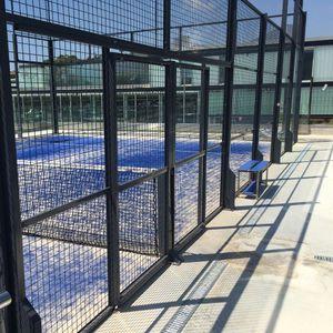 maglia metallica per recinzione