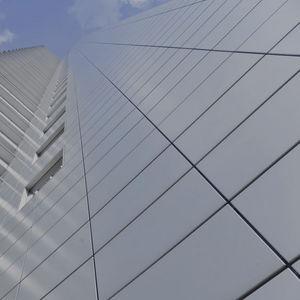 facciata ventilata in laminato