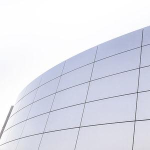 facciata ventilata in ceramica