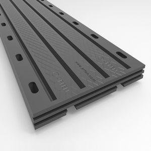 giunto di dilatazione in gomma / in acciaio / per costruzione di ponti / carrabile