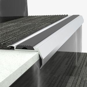 profilo per gradini in PVC