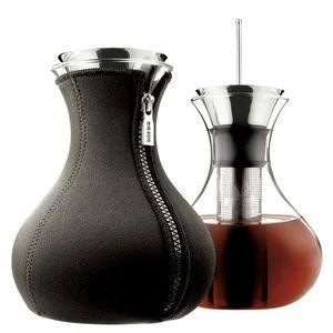 teiera in neoprene / in silicone / in acciaio inossidabile / in vetro borosilicato