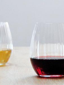 bicchiere da vino / in vetro / per uso domestico / contract