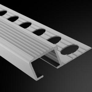 gradino in alluminio