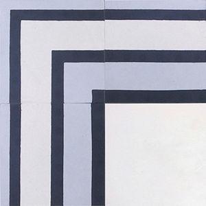 fregio in cemento / a pavimento / a muro