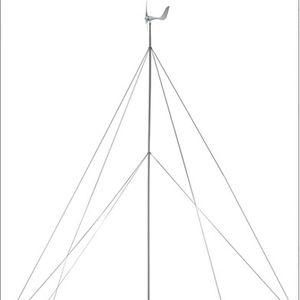 piccolo generatore eolico asse verticale