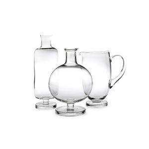 bottiglia in vetro soffiato