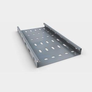 canalina porta cavi in acciaio galvanizzato