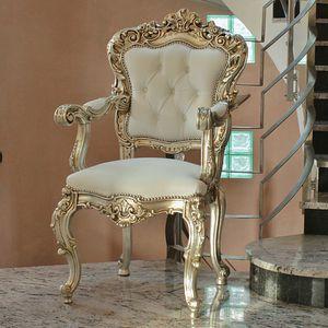 sedia alta design nuovo barocco